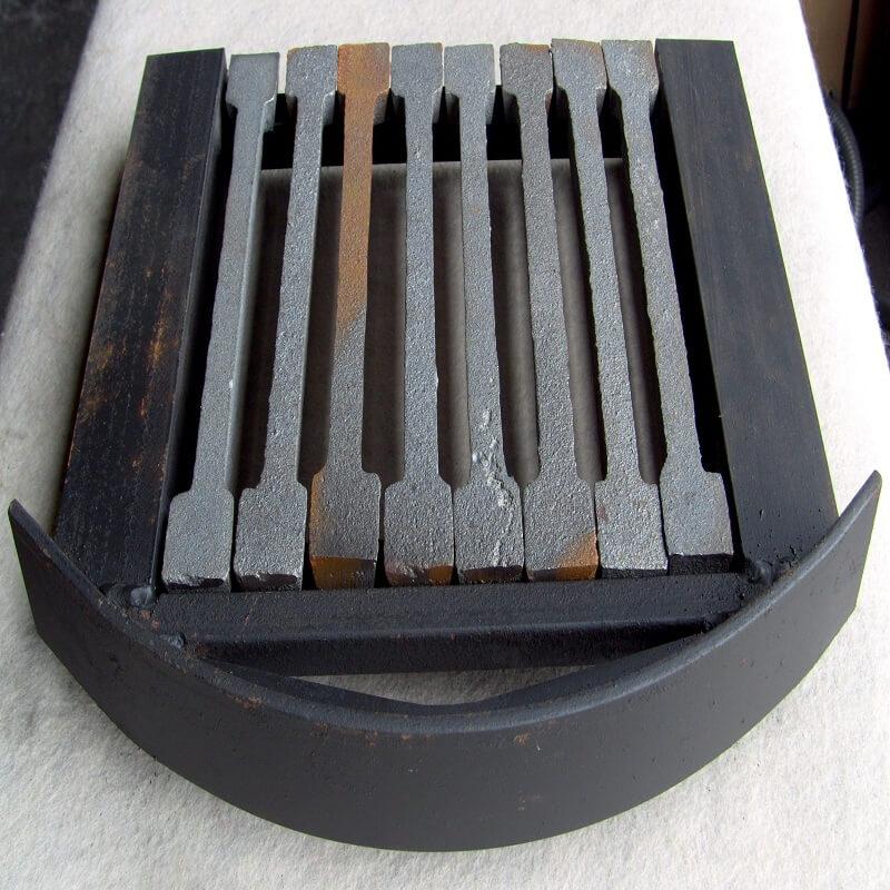 Back Boiler Grates